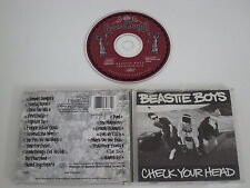 BEASTIE BOYS/CHECK YOUR HEAD(CAPITOL COMPACT DISC CDP 7 98938 2) CD ALBUM