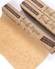 Compostella 1 für 4-Papier Alufolie Backpapier Frischhaltefolie Einschlagfolie