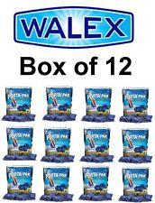 12x  Walex Blue Porta Pak Holding Tank Deodorizer Toilet Chemical - Caravan RV