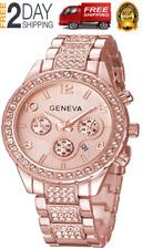 Relojes Para Mujer Reloj De Marca Relogio Feminino Dourado Joyeria Fina De Moda