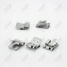 5x Unterfahrschutz Stoßstange Luftleitblech Metall Halteklammer für FORD