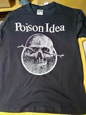 Portland punk T-Shirt. POISON IDEA youth large  ONLY