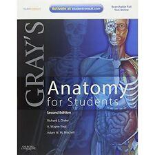 Gray's Anatomy per gli studenti Sobotta Paulsen ATLANTE ANATOMIA 15th RE... 9781455740802