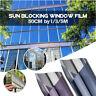 One Way Privacy Glass Mirror Reflective Window Film Mirrored Solar Tint Anti-UV