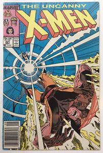Uncanny X-Men #221 VF- 7.5 1st Full Appearance Mister Sinister Newsstand