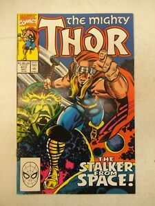 MIGHTY THOR #417 MAY 1990 NM NEAR MINT 9.6 MARVEL HIGH GRADE STALKER FROM SPACE
