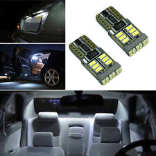 Error Free 18-SMD T10 2825 W5W LED Interior Map Dome Trunk License Plate Light
