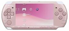 PSP Playstation Portable Console blossom pink PSP-3000ZP F/S w/Tracking# New JPN