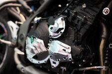 Evotech protection vilebrequin Triumph Speed Triple 1050 R Noir