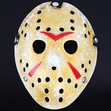 Jason VS. Freday Friday The 13th Halloween Myers Costume Prop Horror Hockey Mask