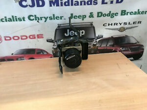 JEEP PATRIOT 2.0 CRD 2008-10 Hydraulic Pump & ABS Control Unit