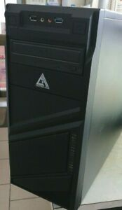 Centre com desktop mid tower case with 350w power supply. dvd RW