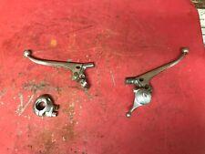 BSA B44  Clutch Brake Perch Lever  Choke   441  Parts Lot  Vintage