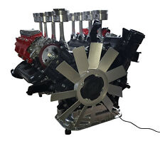 SALE Mercedes S500 V8 Motor Motortisch Coffee Table Motorblock Engine