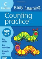 Counting Practice: Age 5-7 (Collins Easy Learning Age 5-7),Collins Easy Learnin