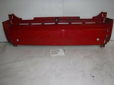 2007 Smart Car ForTwo 451 OEM Red Rear Bumper Centre Middle Panel A4516470001