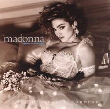 Madonna LP 1980s Vinyl Records