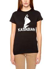 Camisas y tops de mujer de manga corta negro talla XL
