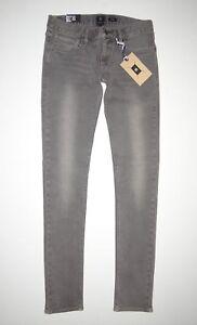 DC Shoes Womens Skinny Fit Denim Jeans Pants Size 27x33