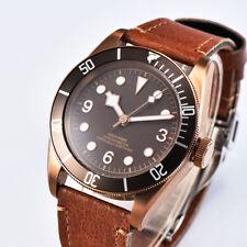 41mm Japan Miyota Movement Sapphire Glass Corgeut Men's Automatic Parnis Watch