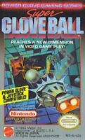 Super Glove Ball Nintendo NES Game Used