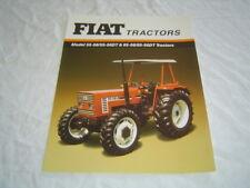 Fiat 55-56 55-56DT 65--56DT tractor brochure