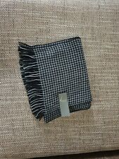 """Scarf """"M&S""""Grey Black Color Length: 1.68 m  New With Tags"""
