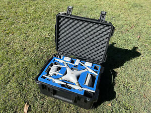 DJI Phantom 3 Professional Drone with 4K Camera and 3-Axis Gimbal. New Batteires