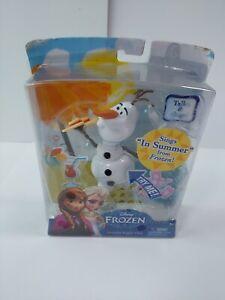Disney Frozen Summer Singin Olaf 2014 Mattel