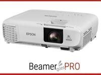 Epson EB-U05 - Full HD, 3400 Ansi, 3LCD, Desktop / Mobil Projektor, Beamer