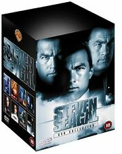Steven Seagal - Box Set - 8 Discs Pam Grier Henry Collection Brand New UK R2 DVD