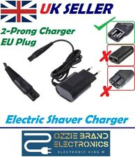 Mains Razor Beard Trimmer Charger To Fit Compatible Philips Shaver Power Supply