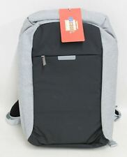 BNWT OSCAULT Anti-Theft Travel Business School Backpack w USB Charge Port