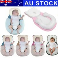 New Infant Baby Newborn Pillow Cushion Flat Head Sleep Nest Pod Anti Roll