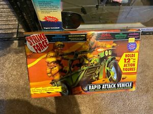 """12"""" Rapid Attack Vehicle by Sunny Smiles / Great For 12' Action Man or Gi Joe"""