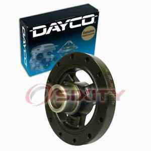 Dayco Engine Harmonic Balancer for 1966-1973 Chevrolet C10 Pickup 5.0L 5.3L hv