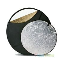 """32"""" 5 in 1 Studio Light Collapsible disc Reflector 80cm"""