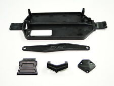 NEW ASSOCIATED MINI RIVAL MT Chassis & Braces RC18MT AEM5