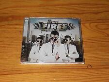 THE FIRES - NEWSCHOOL REVIVAL / ALBUM-CD 2012 & FIRING UP CALENDER