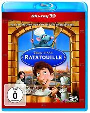 Ratatouille 3D [2007]  (Blu-ray 3D + Blu-ray 2D)~~~~~~NEW & SEALED