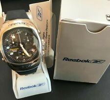Reebok Timex Technology Chrono Alarm Sports Watch Black