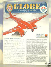 "OXFORD DIECAST ""GLOBE"" COLLECTORS CLUB MAGAZINE (A5 FORMAT) ISSUE 186 JULY 2015"