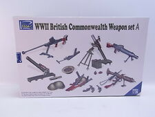 Lot 39167 | riich re 30010 WWII British Common. Weapon set a 1:35 kit nuevo embalaje original