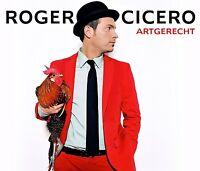 ROGER CICERO - ARTGERECHT   CD NEU