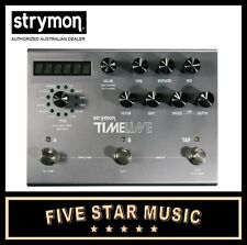 STRYMON TIMELINE MULTIDIMENSIONAL DELAY GUITAR EFFECTS PEDAL - NEW IN BOX