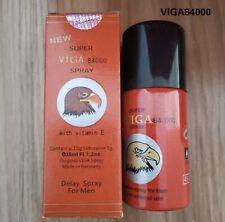 VIGA 84000 Delay Spray For Men Anti Premature Ejaculation with vitamin E
