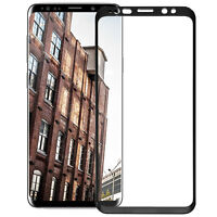 2x 3D Tempered Glass for Samsung Galaxy S9+ Film Full Coverage Screen Protector