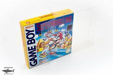 40  Gameboy/Color Game Box Protectors 240.microns  Plastic Display Case