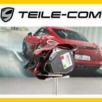 -25% ORIG. Porsche 718 Boxster/Cayman 982 Sicherheitsgurt Bordeauxrot /Seat belt