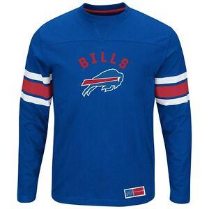 NFL Shirt Buffalo Bills Long Sleeve Power Hit Football